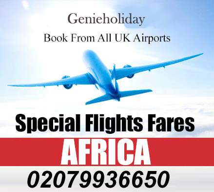 airlines booking africa offers
