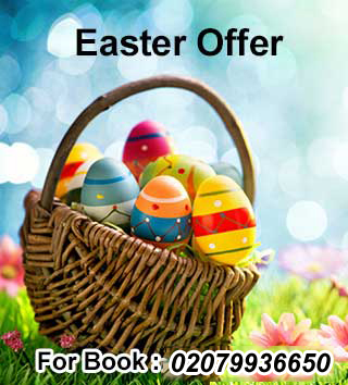 easter special flights, easter special tickets