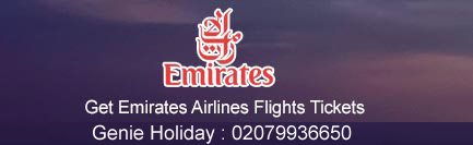 Emirates Airlines 2018 fare for mobile user